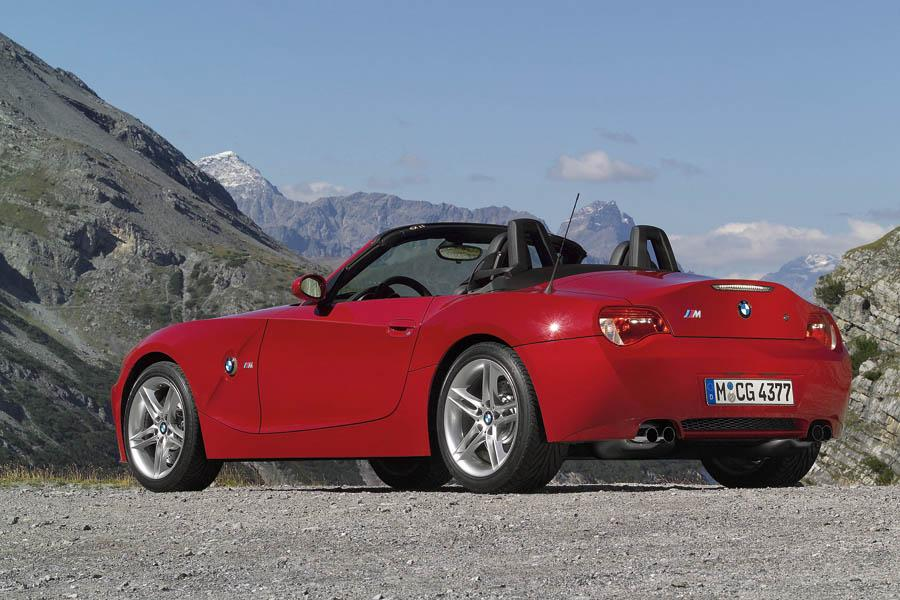 2008 Bmw Z4 Overview Cars Com