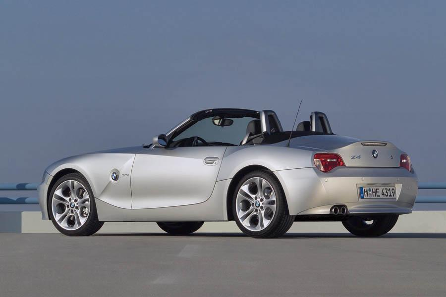 2008 BMW Z4 Photo 4 of 9