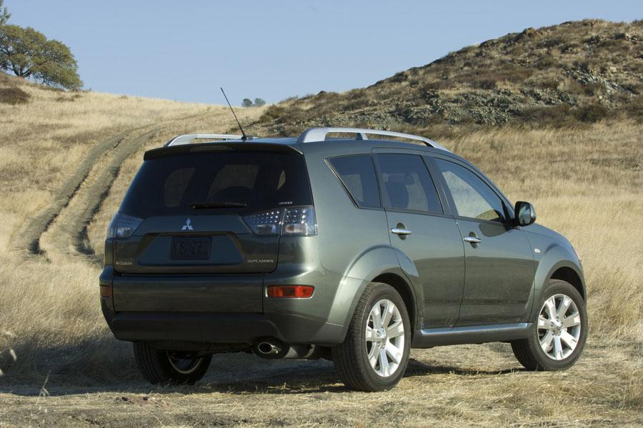 2008 Mitsubishi Outlander Photo 5 of 8