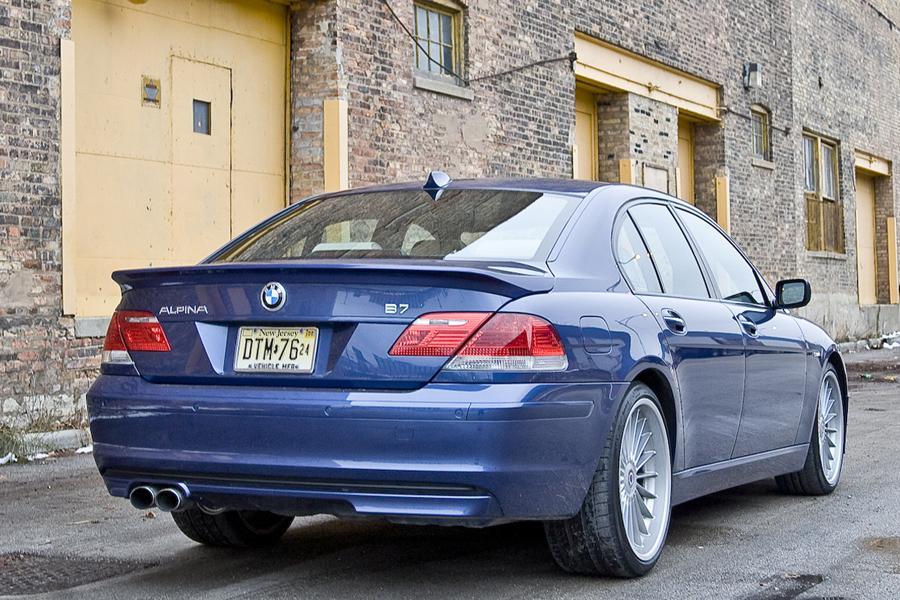 2008 BMW ALPINA B7 Photo 4 of 10