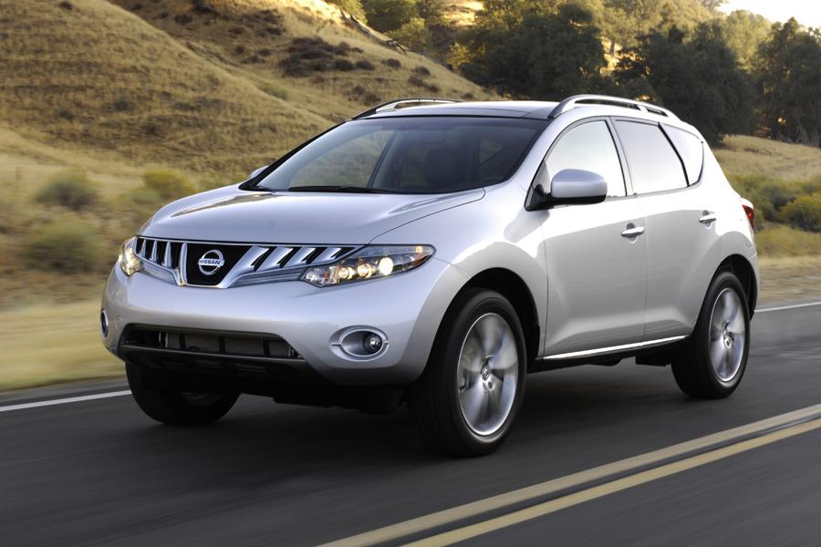 2009 nissan murano overview. Black Bedroom Furniture Sets. Home Design Ideas