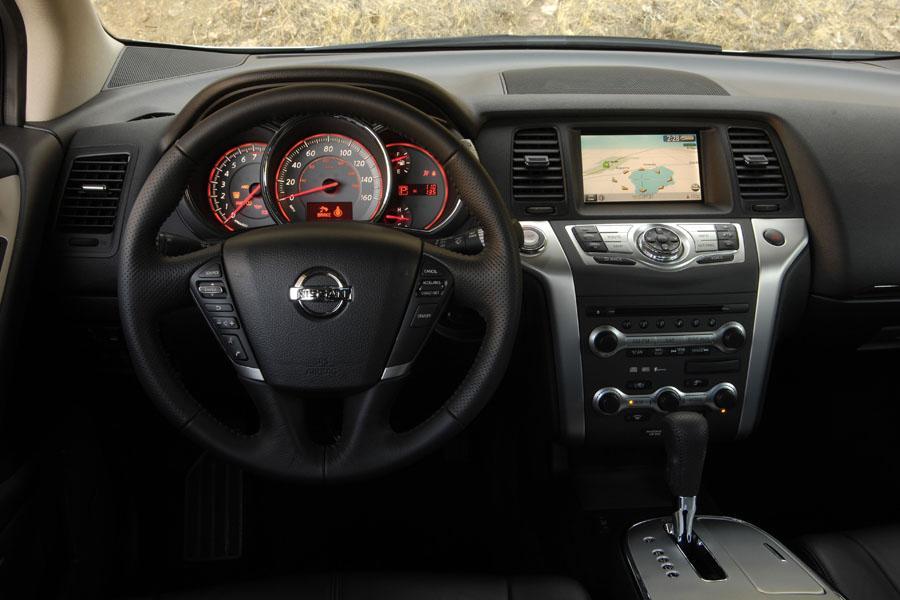 2009 Nissan Murano Specs Pictures Trims Colors Cars Com