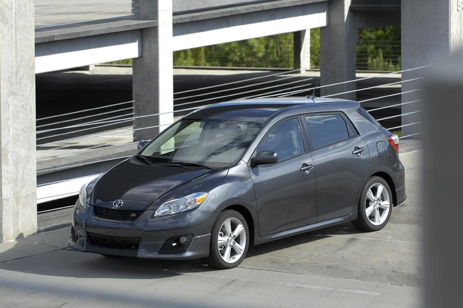 2009 Toyota Matrix Photo 3 of 11