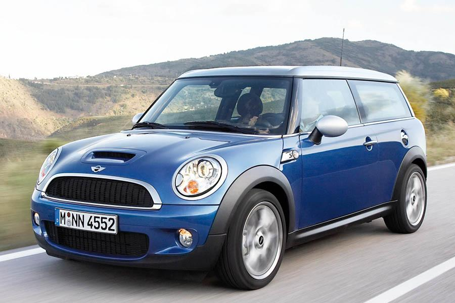 2008 MINI Cooper S Clubman Photo 1 of 13