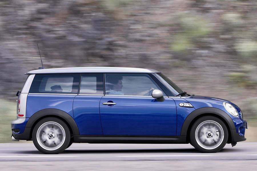 2008 MINI Cooper S Clubman Photo 2 of 13