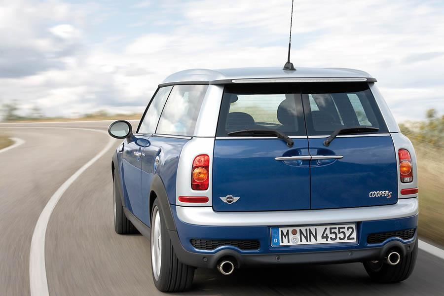 2008 MINI Cooper S Clubman Photo 3 of 13