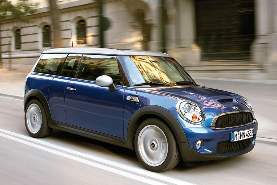 2008 MINI Cooper S Clubman Photo 4 of 13