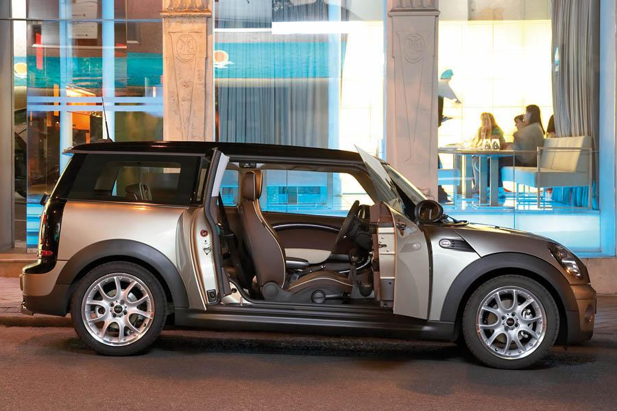 2008 MINI Cooper S Clubman Photo 5 of 13