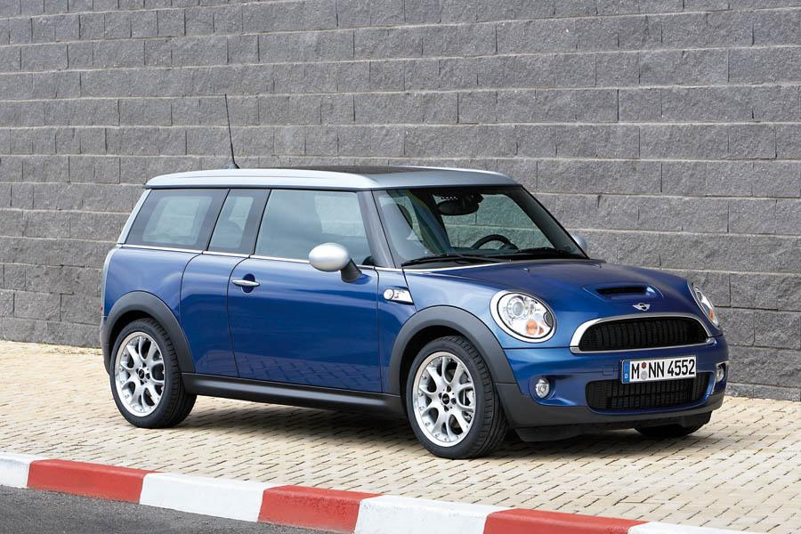 2008 mini cooper s clubman overview. Black Bedroom Furniture Sets. Home Design Ideas