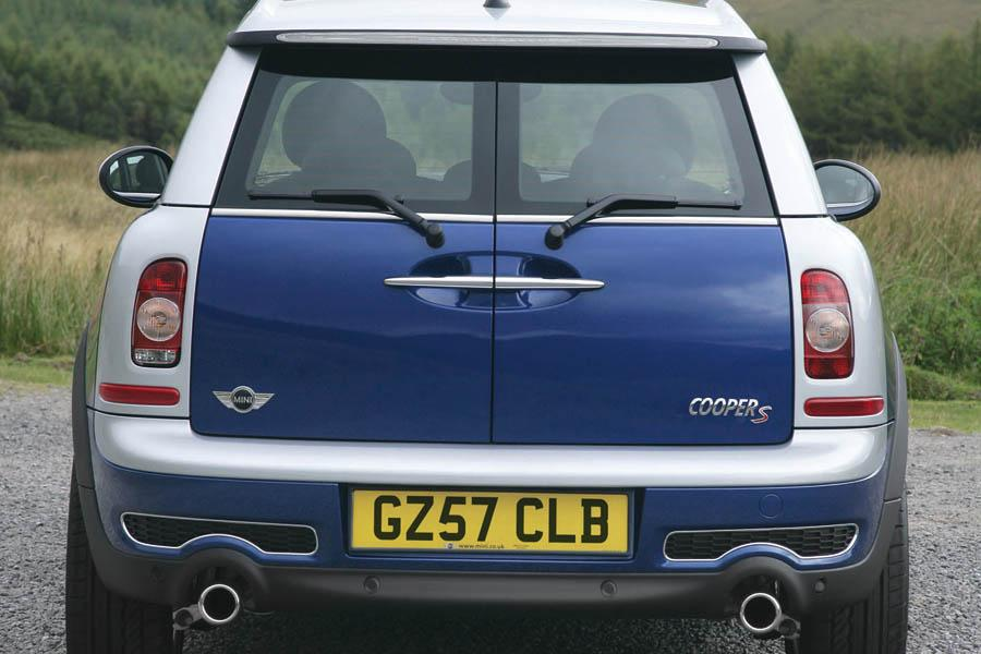 2008 mini cooper s clubman reviews specs and prices. Black Bedroom Furniture Sets. Home Design Ideas