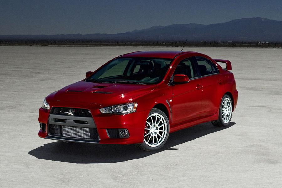 2008 Mitsubishi Lancer Evolution Photo 1 of 12