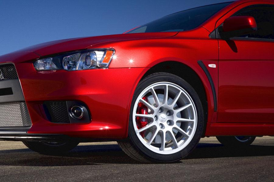 2008 Mitsubishi Lancer Evolution Photo 3 of 12