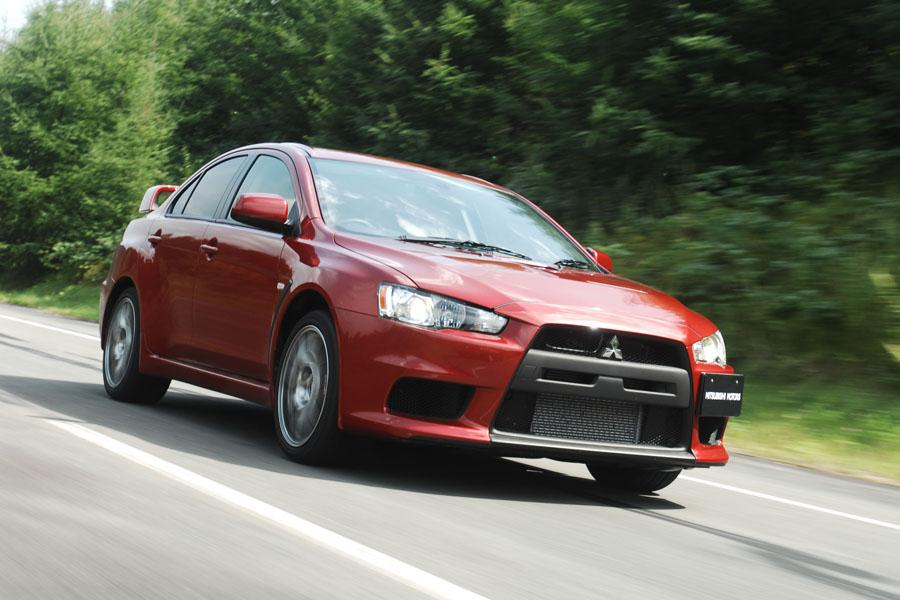 2008 Mitsubishi Lancer Evolution Photo 6 of 12