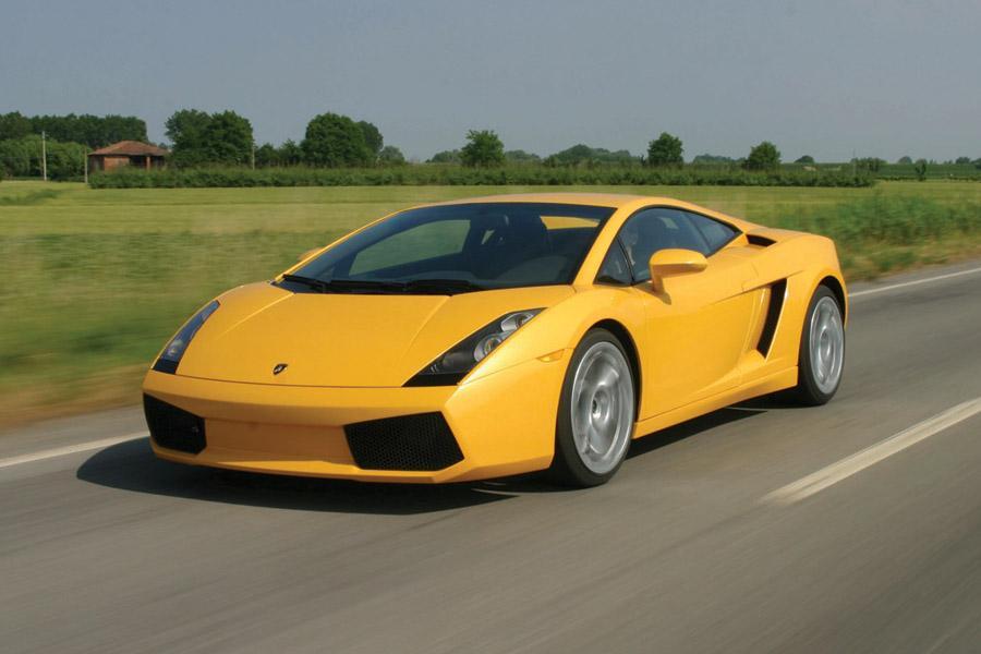 2008 Lamborghini Gallardo Photo 4 of 8