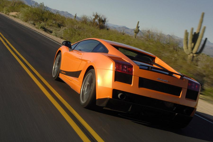 2008 Lamborghini Gallardo Photo 6 of 8