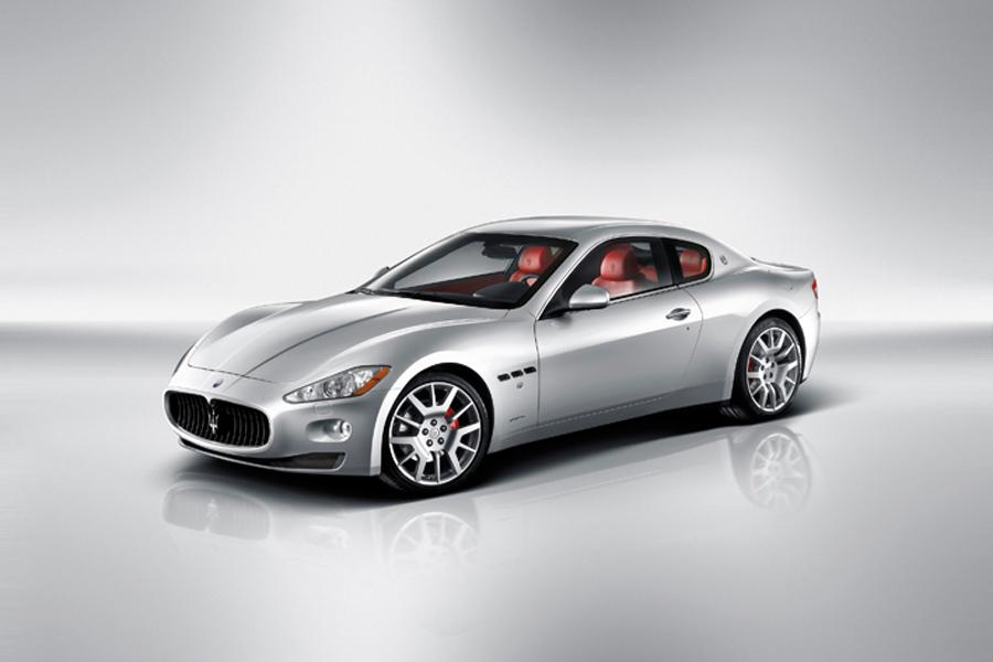 2008 Maserati GranTurismo Photo 1 of 11