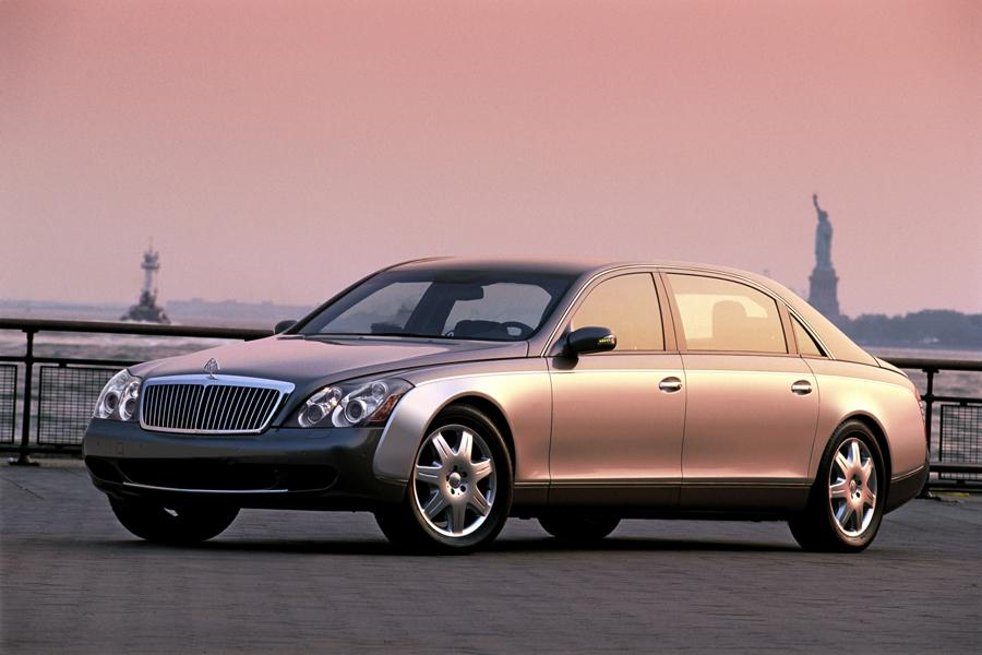 2008 Maybach Type 62 Photo 1 of 9