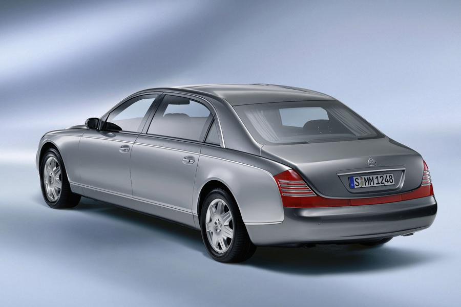 2008 Maybach Type 62 Photo 2 of 9