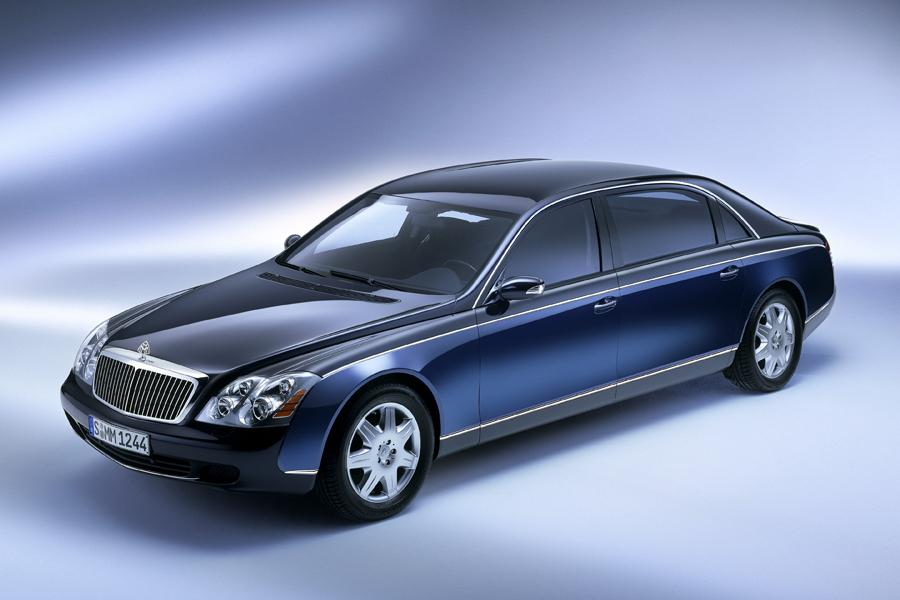2008 Maybach Type 62 Photo 5 of 9