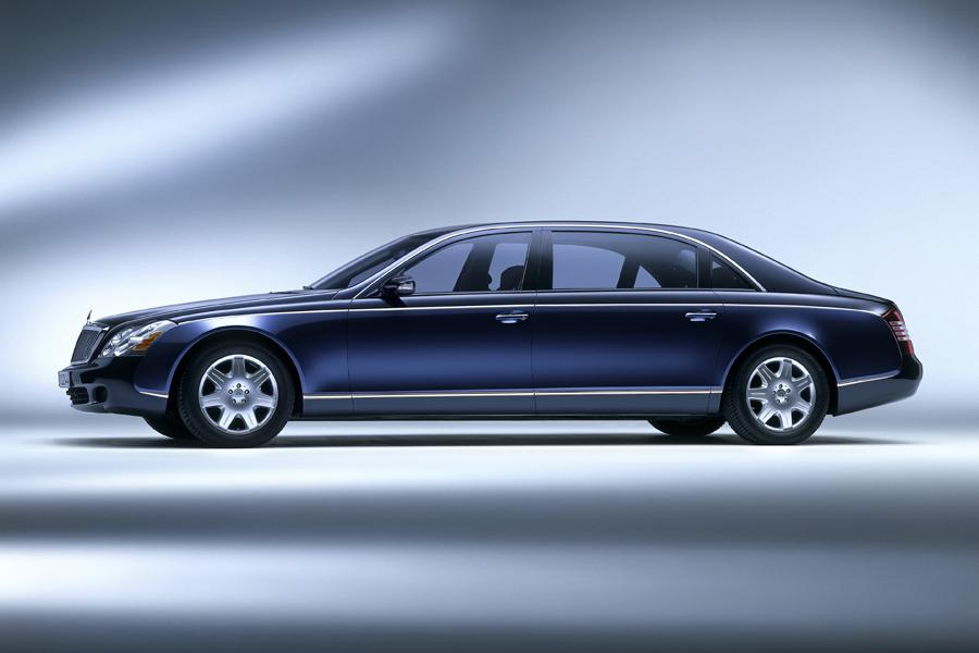 2008 Maybach Type 62 Photo 6 of 9