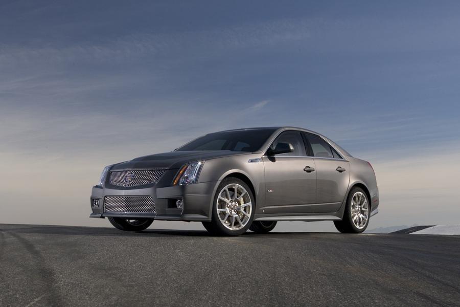 2009 Cadillac CTS Photo 2 of 25