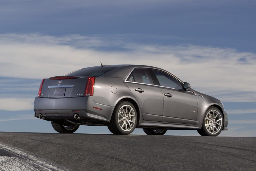 2009 Cadillac CTS Photo 3 of 25