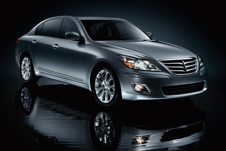 2009 Hyundai Genesis Photo 5 of 10