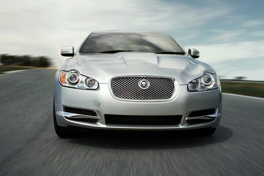 2009 Jaguar XF Photo 3 of 10