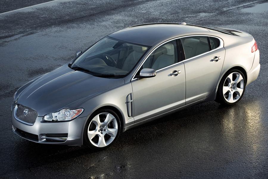 2009 Jaguar XF Photo 5 of 10