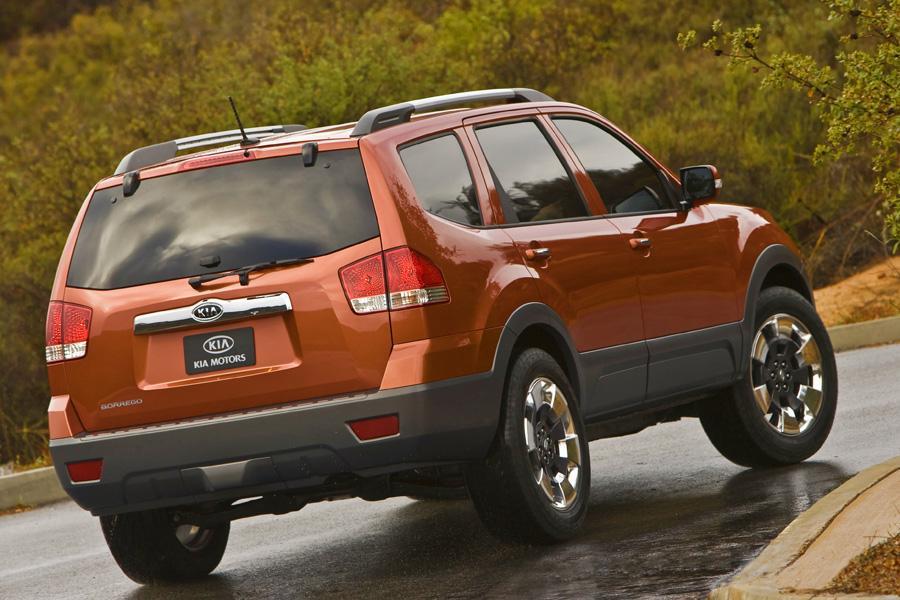 Kia Certified Pre-Owned >> Kia Borrego Reviews, Specs and Prices   Cars.com