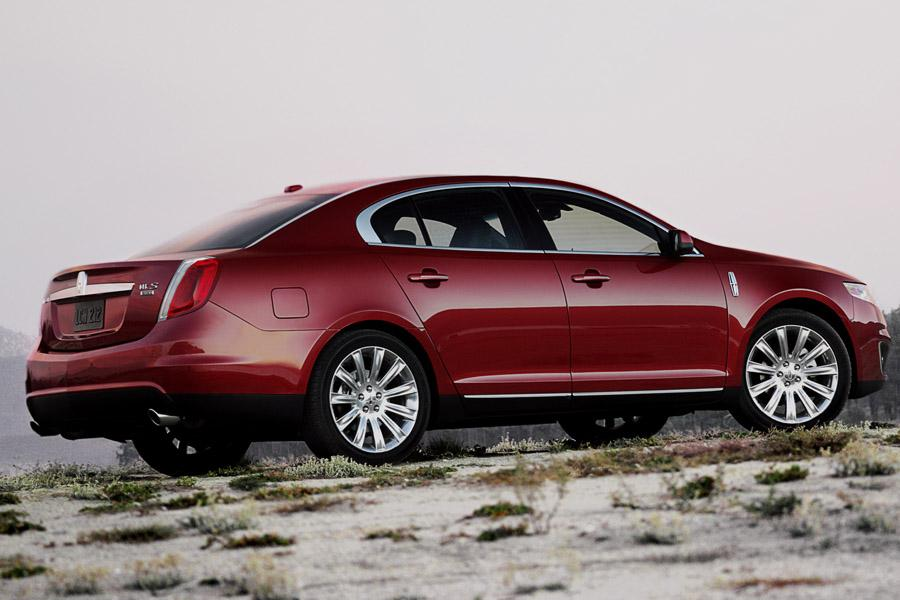 2009 Lincoln MKS Photo 3 of 10