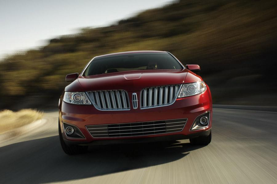 2009 Lincoln MKS Photo 4 of 10