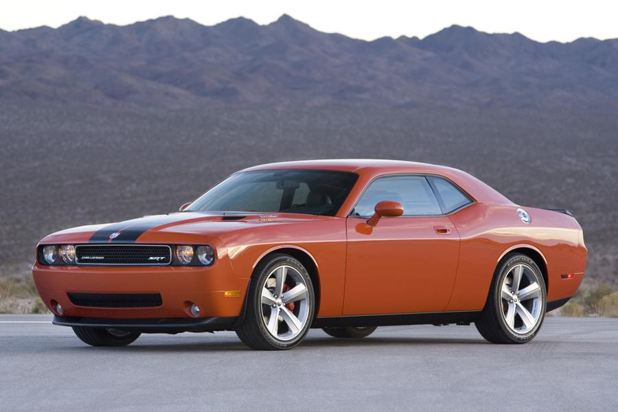 2008 Dodge Challenger Overview Cars Com