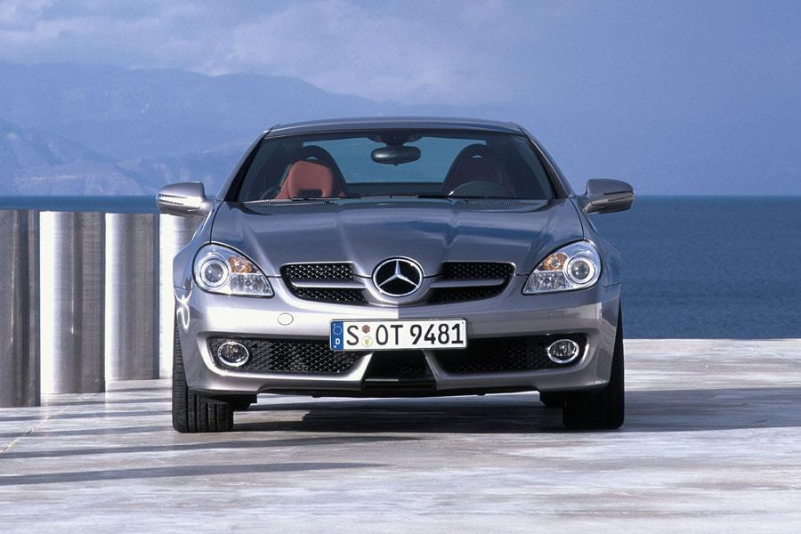 2009 Mercedes-Benz SLK-Class Photo 2 of 8