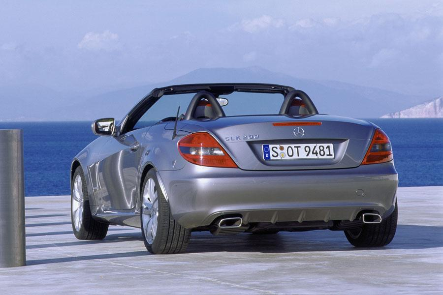 2009 Mercedes-Benz SLK-Class Photo 4 of 8