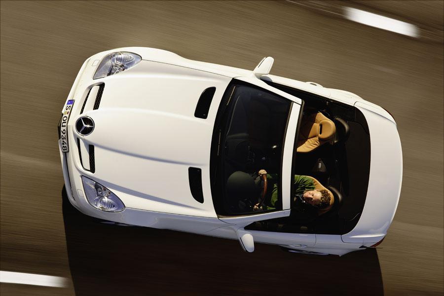 2009 Mercedes-Benz SLK-Class Photo 5 of 8