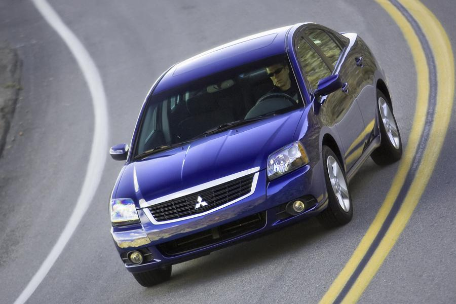 2009 Mitsubishi Galant Photo 1 of 10