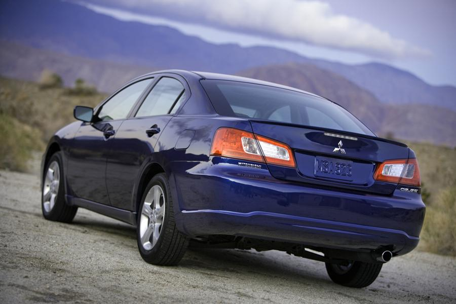 2009 Mitsubishi Galant Photo 4 of 10