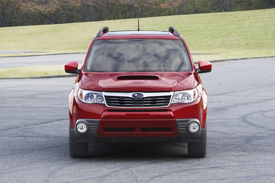 2009 Subaru Forester Photo 3 of 10