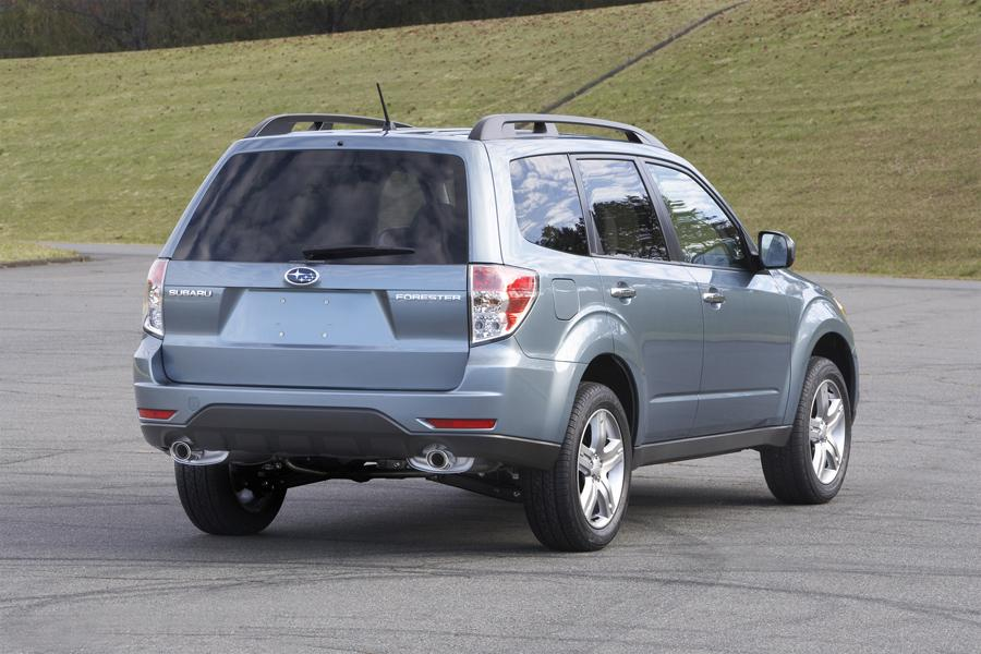 2017 Subaru Forester Mpg >> 2009 Subaru Forester Specs, Pictures, Trims, Colors ...