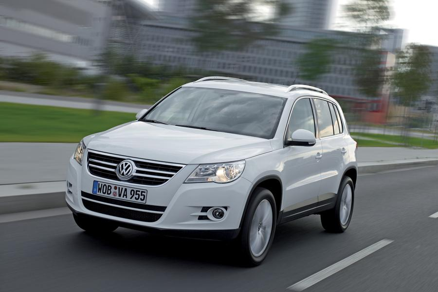 2009 Volkswagen Tiguan Photo 3 of 10