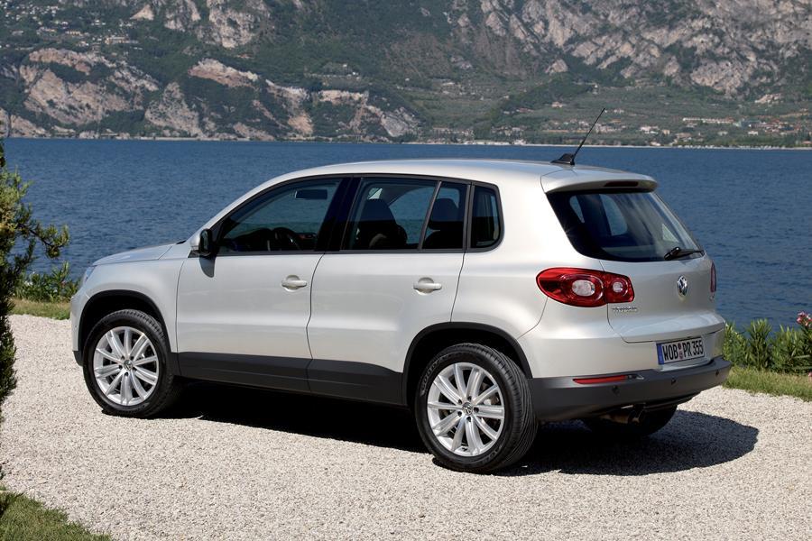 2009 Volkswagen Tiguan Specs Pictures Trims Colors