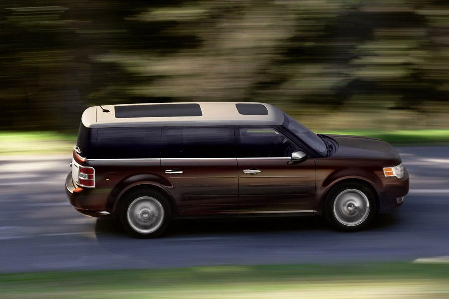 2009 Ford Flex Overview Cars Com