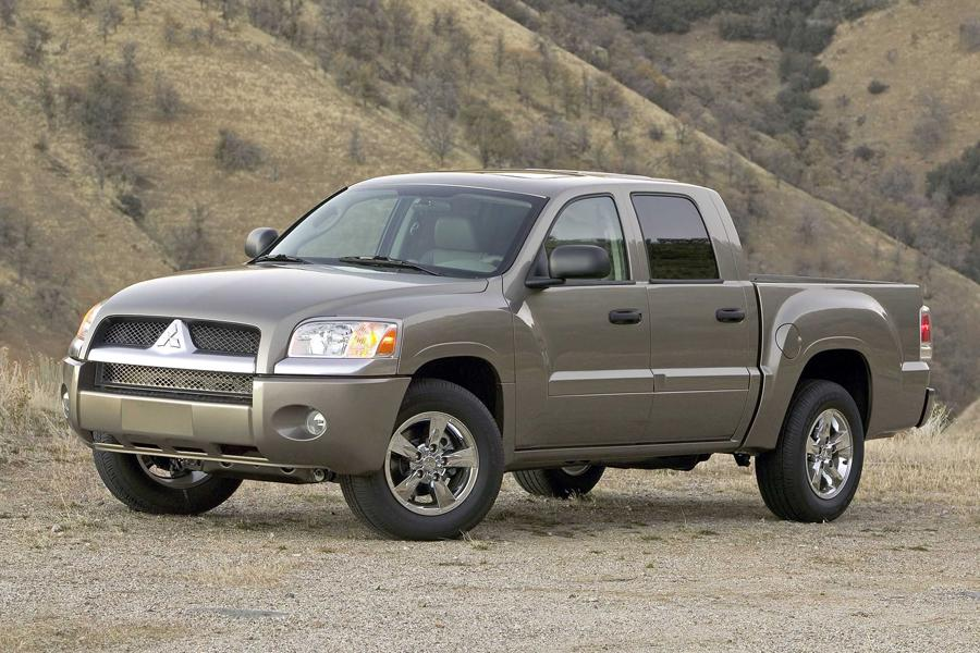 2008 Mitsubishi Raider Photo 1 of 5