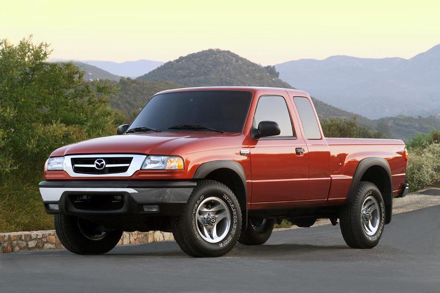2004 Mazda B4000 Reviews Specs And Prices Cars Com