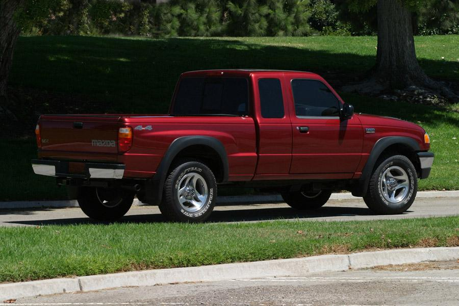 2006 Mazda B4000 Reviews Specs And Prices Cars Com