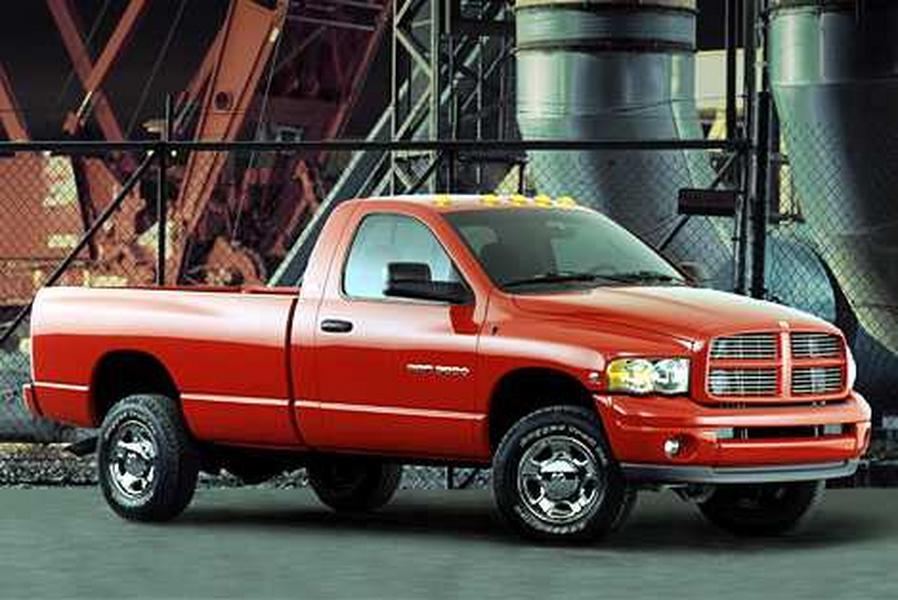 Estimate Car Payment >> 2003 Dodge Ram 3500 Specs, Pictures, Trims, Colors    Cars.com