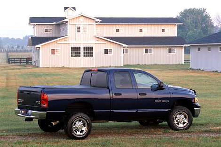 2003 dodge ram 2500 overview. Black Bedroom Furniture Sets. Home Design Ideas