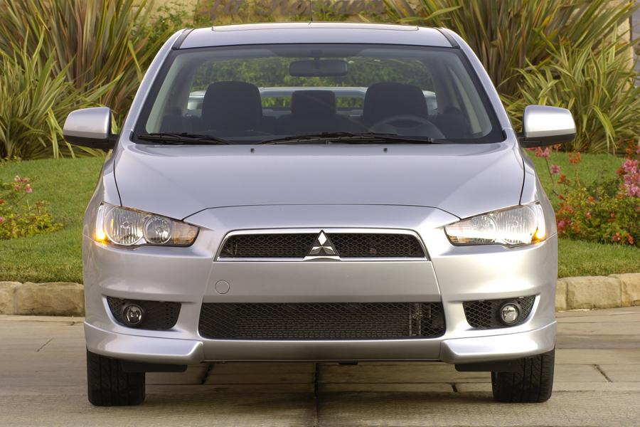 2009 Mitsubishi Lancer Photo 3 of 12