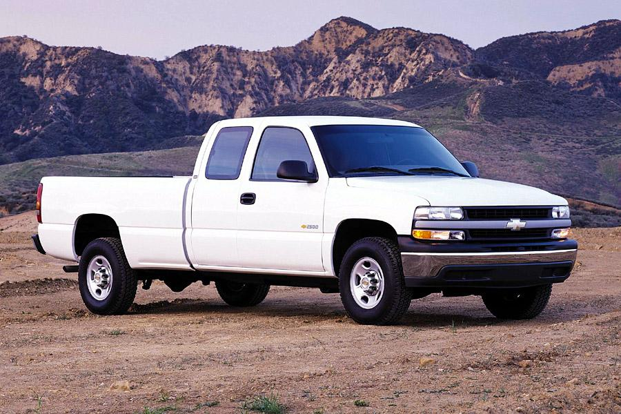 2001 Chevrolet Silverado 2500 Photo 2 of 5